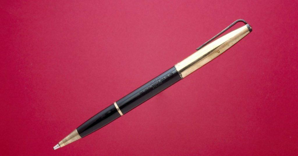 Ballpoint pen picture