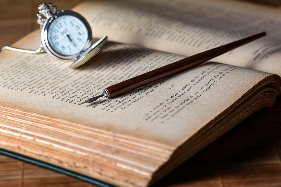 Writing: History Written by He Who Holds the Pen