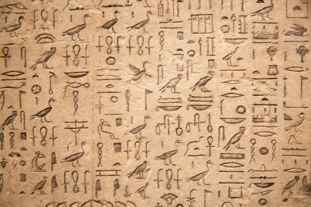 Hieroglyph picture